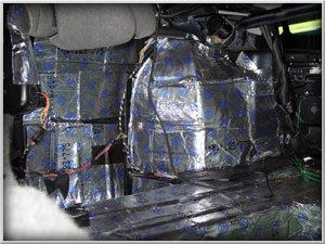 шумоизоляция автомобилей материалами СтандартПласт